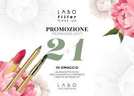 PROMOZIONE LABO 2+1 IN OMAGGIO